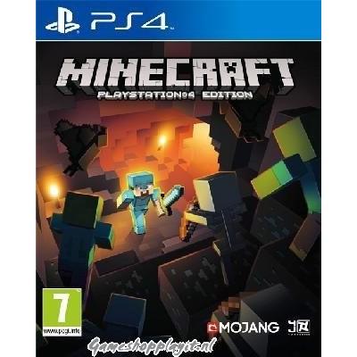 Foto van Minecraft PS4