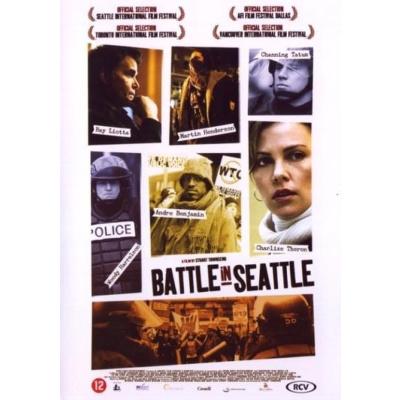 Foto van Battle In Seattle DVD