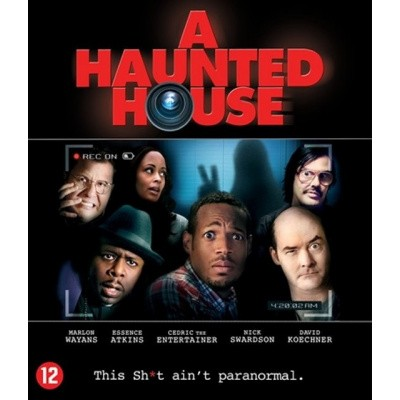 A Haunted House BLU-RAY