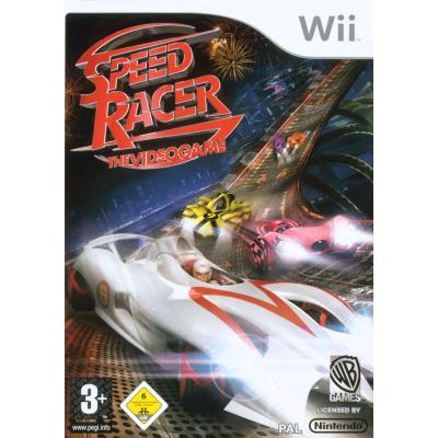 Speed Racer De Game WII
