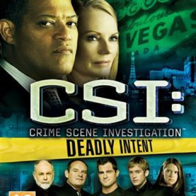 Foto van Csi Deadly Intent WII