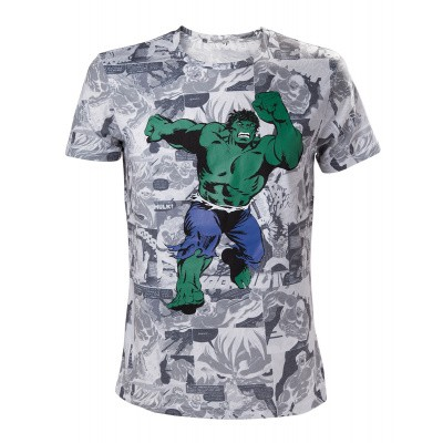 Marvel - Hulk Men's T-Shirt (L) MERCHANDISE