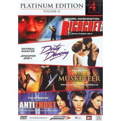 Foto van Platinum Edition Volume #1 (4Dvd) DVD MOVIE