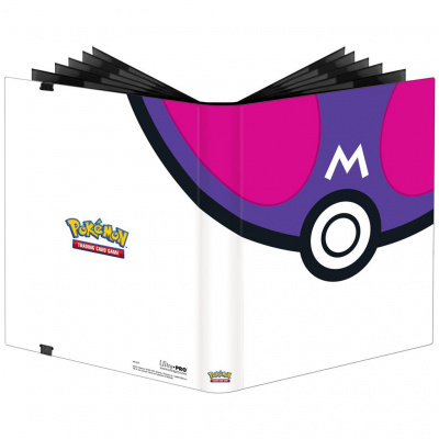 Foto van TCG Pokémon Master Ball Pro-Binder 9-Pocket POKEMON