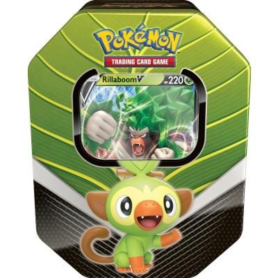 TCG Pokémon Spring Tin 2020 - Galar Partners Grookey POKEMON