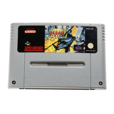 Foto van Urban Strike The Sequel To Jungle S (Losse Cassette) SNES