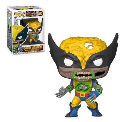 Pop! Marvel Zombies: Wolverine FUNKO