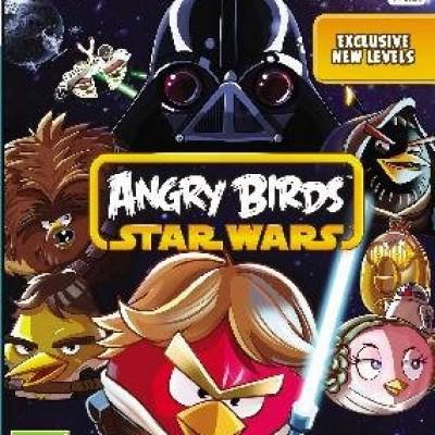 Foto van Angry Birds Star Wars WII U