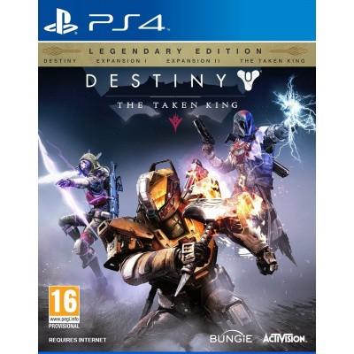Destiny: The Taken King Legendary Edition PS4