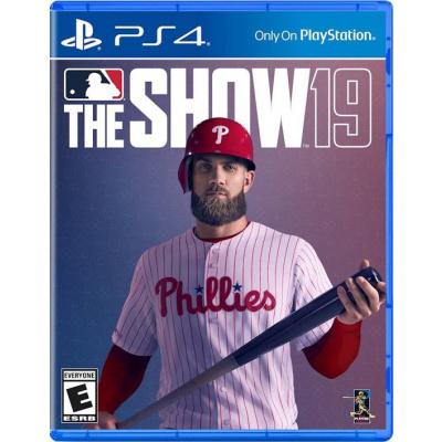 Foto van MLB The Show 19 (USA Import) PS4