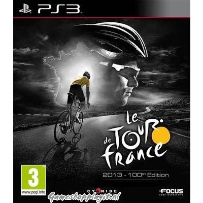Foto van Le Tour De France 2013 PS3