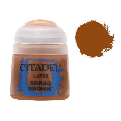Citadel Layer - Skrag Brown CITADEL