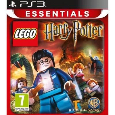 Foto van Lego Harry Potter Jaren 5-7 (Essentials) PS3