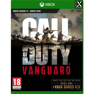 Foto van Call of Duty: Vanguard XBOX SERIES X