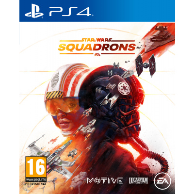 Foto van Star Wars Squadrons PS4