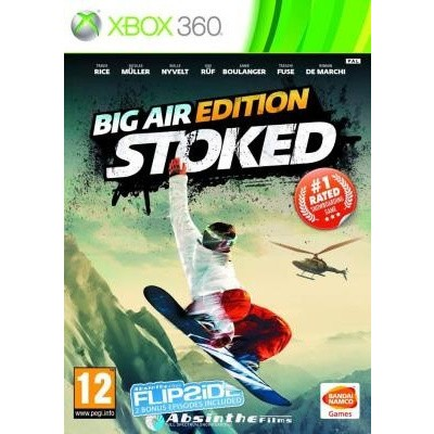 Stoked Big Air Edition XBOX 360
