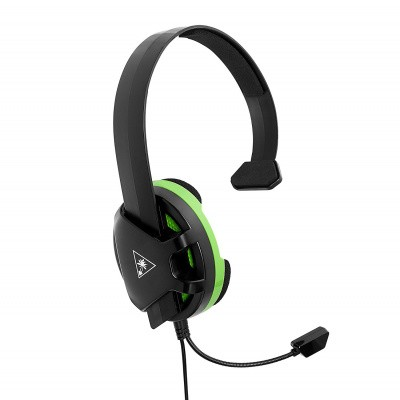 Foto van Turtle Beach Ear Force Recon Chat Headset (Zwart) XBOX ONE
