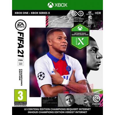 Foto van FIFA 21 Champions Edition XBOX ONE