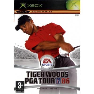 Tiger Woods Pga Tour 06 XBOX
