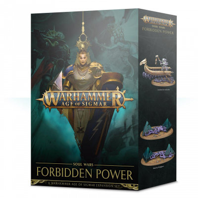 Soul Wars: Forbidden Power WARHAMMER AOS