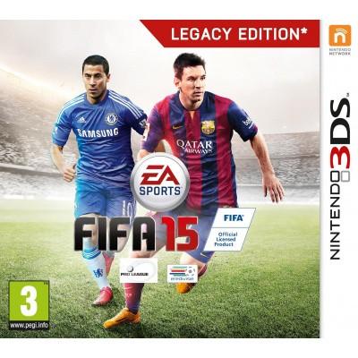Foto van FIFA 15 3DS