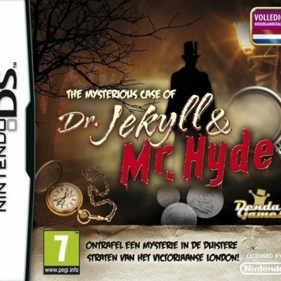 Foto van The Mysterious Case Of Dr. Jekyll & Mr. Hyde NDS