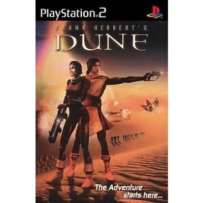 Foto van Frank Herberts Dune PS2