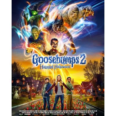 Foto van Goosebumps 2 DVD