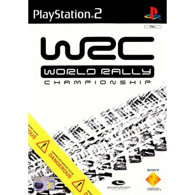 World Rally Championship PS2