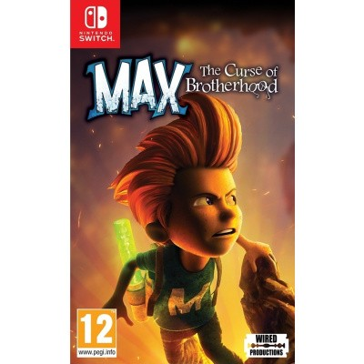 Max: The Curse Of Botherhood SWITCH