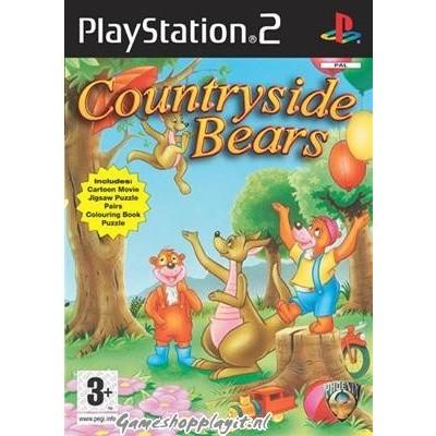 Foto van Countryside Bears PS2