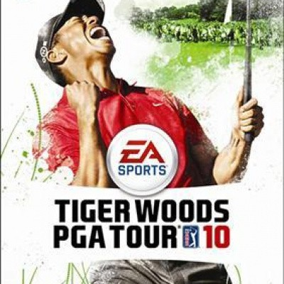 Foto van Tiger Woods Pga Tour 10 WII