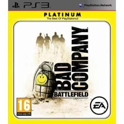 Battlefield Bad Company (Platinum) PS3