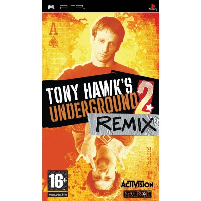 Tony Hawk's Underground 2 Remix PSP