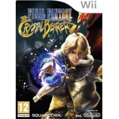 Final Fantasy Crystal Chronicles The Crystal Bearers WII