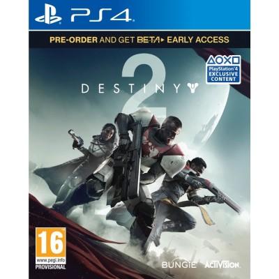 Foto van Destiny 2 PS4
