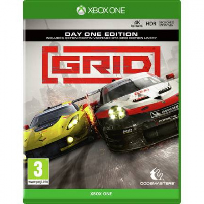 GRID: Day One Edition XBOX ONE