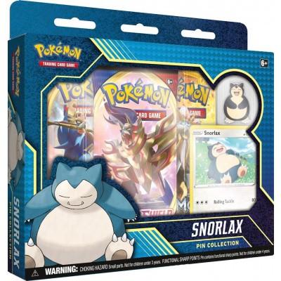 TCG Pokémon Snorlax Pin Collection POKEMON