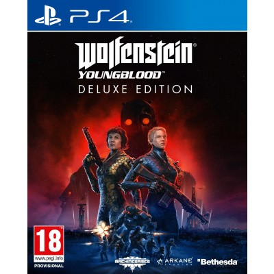 Foto van Wolfenstein: Youngblood - Deluxe Edition PS4