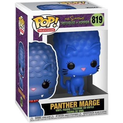 Pop! Television: The Simpsons - Panther Marge FUNKO