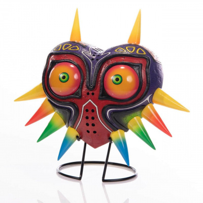 Legend of Zelda Majora's Mask PVC Statue - First 4 Figures
