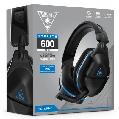 Foto van Turtle Beach Stealth 600P Gen 2 Gaming Headset (Black) PS5