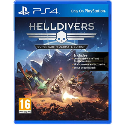 Helldivers: Super-Earth Ultimate Edition PS4