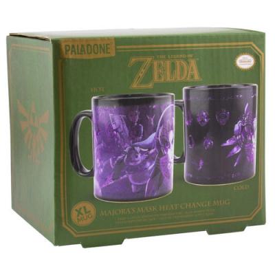 Nintendo: Zelda - Majora's Mask Heat Change Mug MERCHANDISE