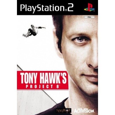 Foto van Tony Hawk's, Project 8 PS2
