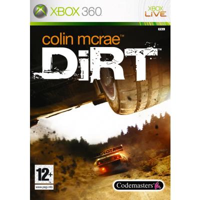Foto van Colin Mcrae Dirt XBOX 360