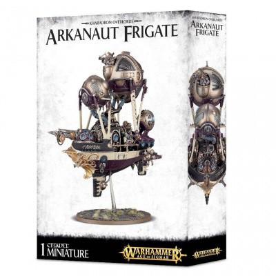 Kharadron Overlord Arkanaut Frigate WARHAMMER AOS