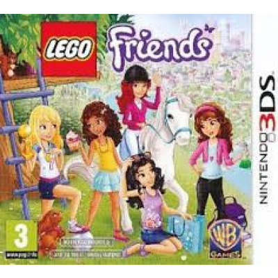 Foto van Lego Friends Nederlands Ondertiteld 3DS