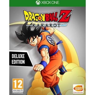 Foto van Dragon Ball Z: Kakarot (Deluxe Edition) XBOX ONE