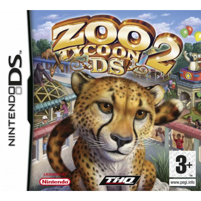 Zoo Tycoon 2 Ds NDS